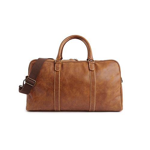 08b0d9a8e2 Roots Jasper Duffle Bag - Africa Tribe Leather